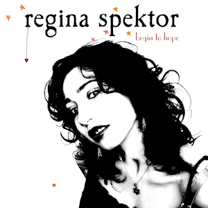 "Regina Spektor's fourth album Begin to Hope features ""Fidelity,"" her first #PhillipsSongOfTheDay"